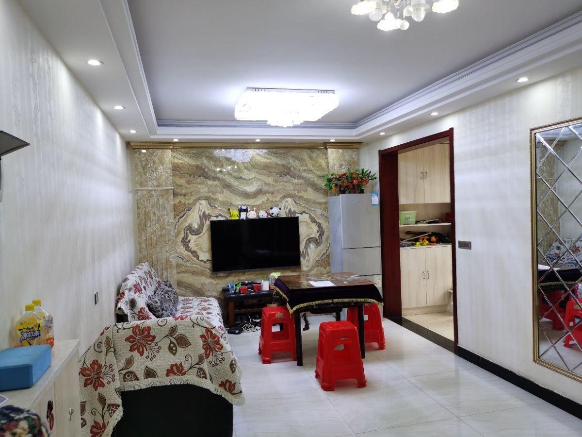 和合国际精装小两房 家电齐全 价格美丽 接受年付可以约