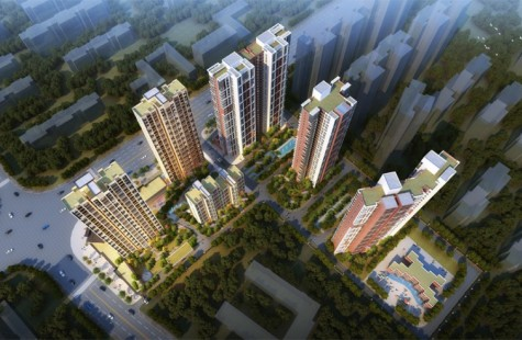 鸿昇现代城二期