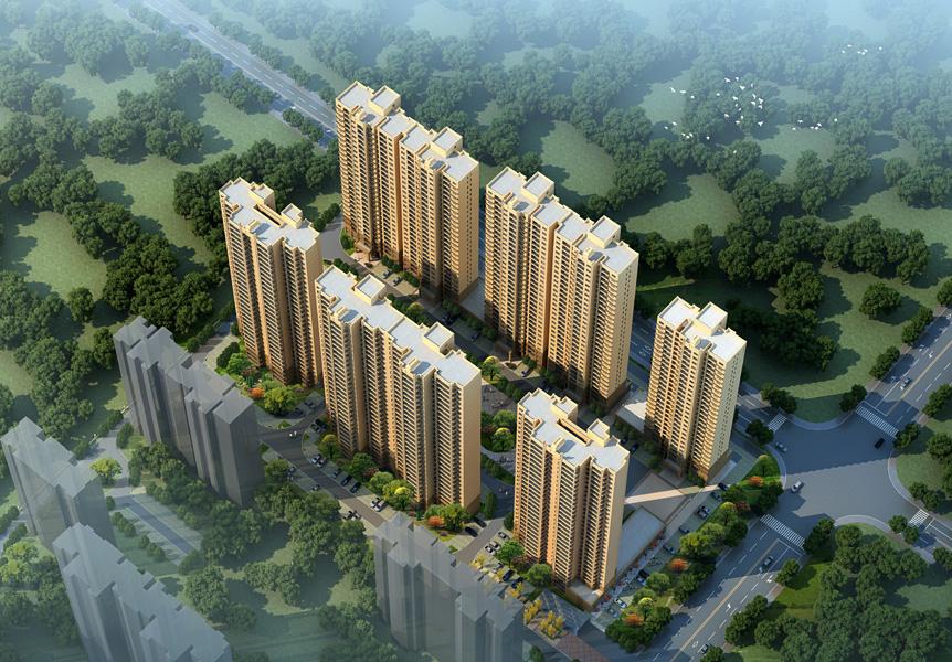 万荣锦绣江山地址 万荣锦绣江山项目规划楼栋 项目地址