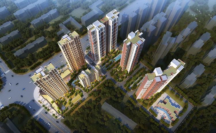 鸿昇现代城二期开发商信息 鸿昇现代城二期售楼处电话 楼盘最新状态