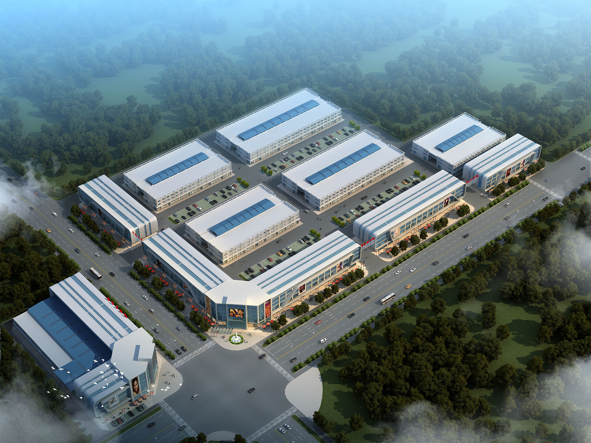 江汉农产品大市场中和公寓