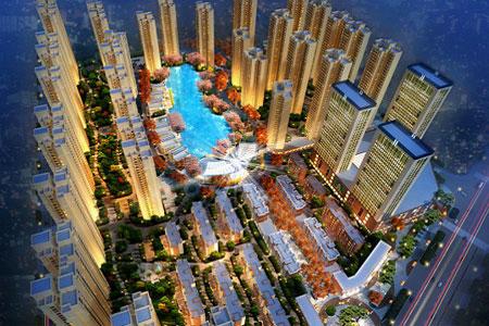 现代森林国际城升值空间大不大 仙桃现代森林国际城价格走势 楼盘最新状态