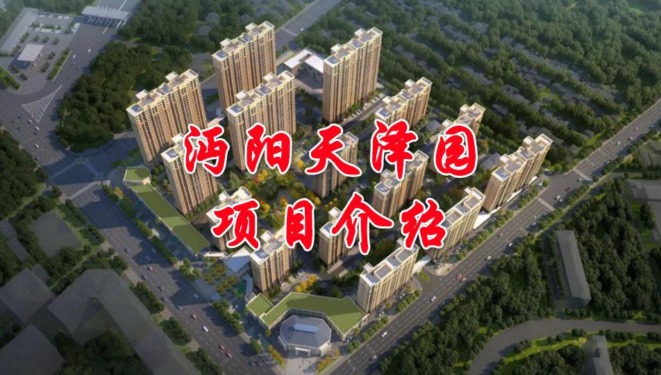 沔阳天泽园项目介绍