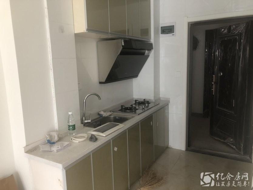 中和公寓 精装单身公寓 家电家具齐全 拎包入住 看房有钥匙