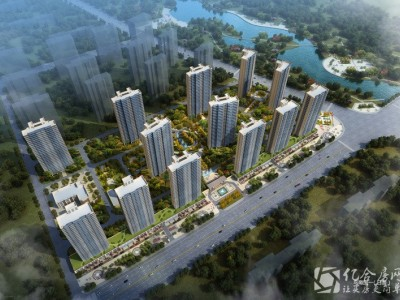 蓝天白云|仙桃南城新区生态健康美宅即将耀启