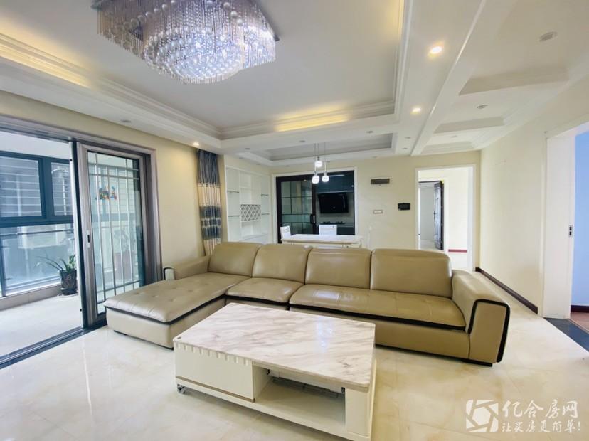 首付34万 城南豪华装修一天未住四房两卫婚房全屋硅藻泥有钥匙