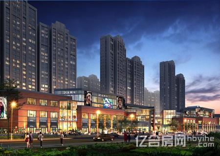 元泰未来城升值空间 元泰未来城项目规划楼栋 网上售楼处