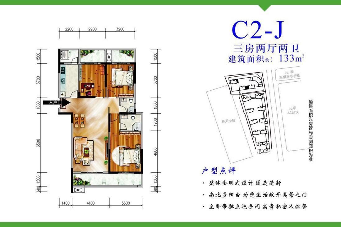 C2-J户型