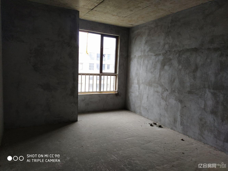 颐和公馆75万元139.6㎡4毛坯南北,看房有钥匙