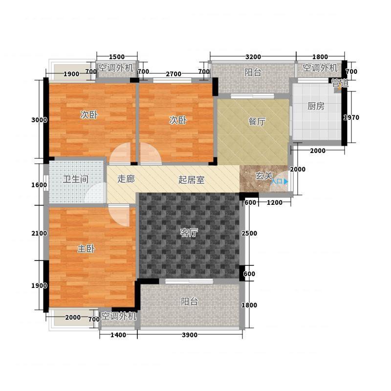 一中对面 漫城林语精装大三房 中间楼层 看房有钥匙